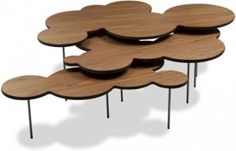 Ontwerp Coffee table & Shoe tree