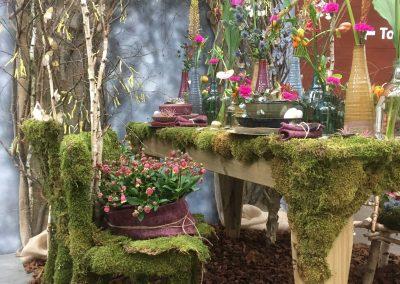 MarkHark Voorjaarsdecoratie FloraZon fleurige bloemen en planten