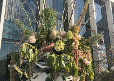 Grote bloemstukken Maaspoort Venlo